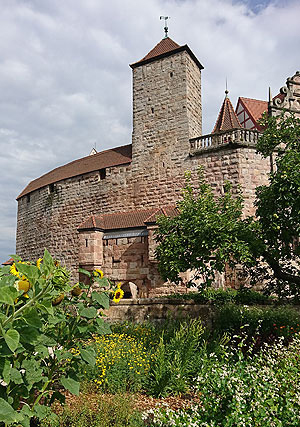 Picture: Cadolzburg Castle and Garden