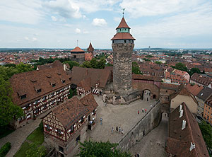 Picture: Imperial Castle Nuremberg